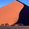 Dunes of Sossusvlei in the Morning, Namib-Naukluft Park, Namibia