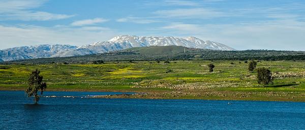 Orvim Reservoir 107