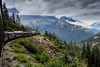 Just Around the Bend - White Pass Rail Scenic Tour