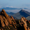 Peeks and Fog May 2014 - Finalist for 2015 Roxborough State Park Calendar