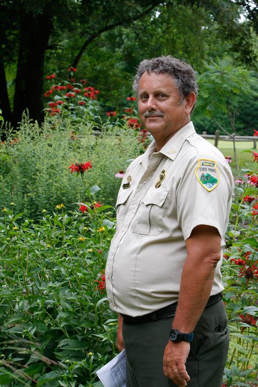 Park Ranger Bill McCall