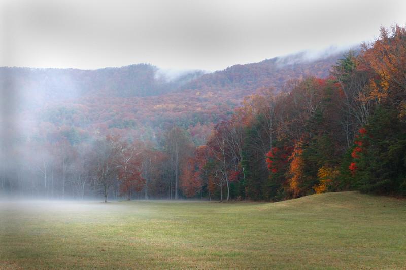 Morning Smoke & Color