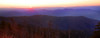 Clingman's Dome at Sunrise<br /> April 2009