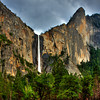 HDR Image of Yosemite Falls