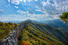 """View from Chimney Rock on North Fork Mountain <a href=""""http://dan-friend.artistwebsites.com/index.html"""">http://dan-friend.artistwebsites.com/index.html</a>"""