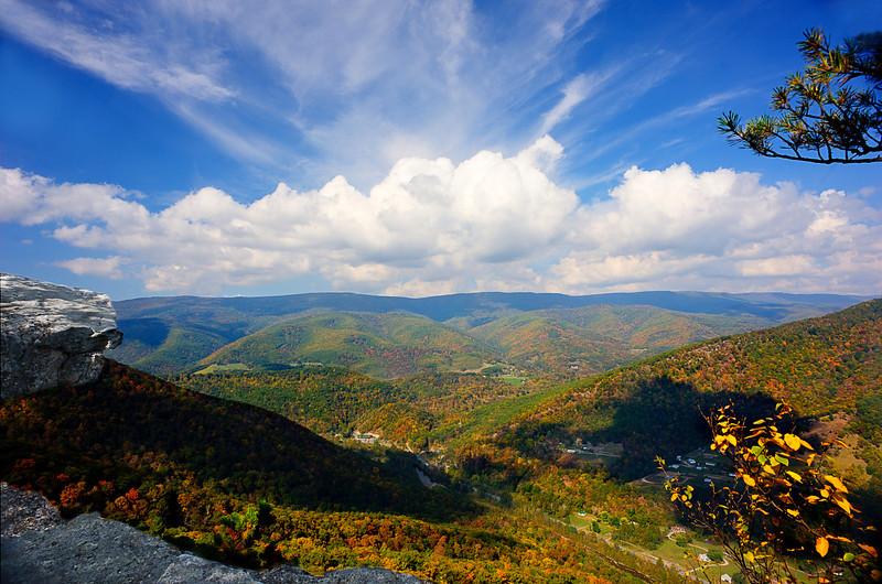 "Fall scene from North Fork Mountain <a href=""http://dan-friend.artistwebsites.com/index.html"">http://dan-friend.artistwebsites.com/index.html</a>"