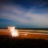 DSC09696 David Scarola Photography, Jupiter Beach, Juno Beach, Long Shutter Moonshine, Sep 2017