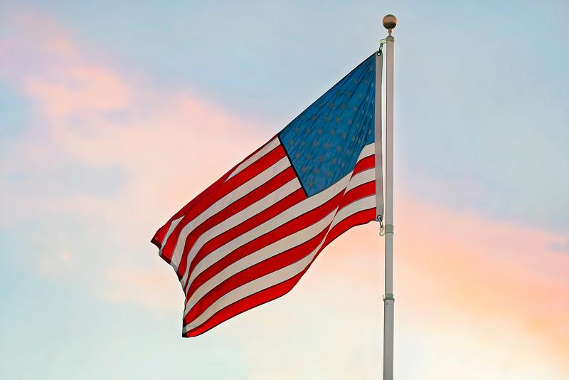 DSC08173, David Scarola Photography, The American Flag, TJune 2017