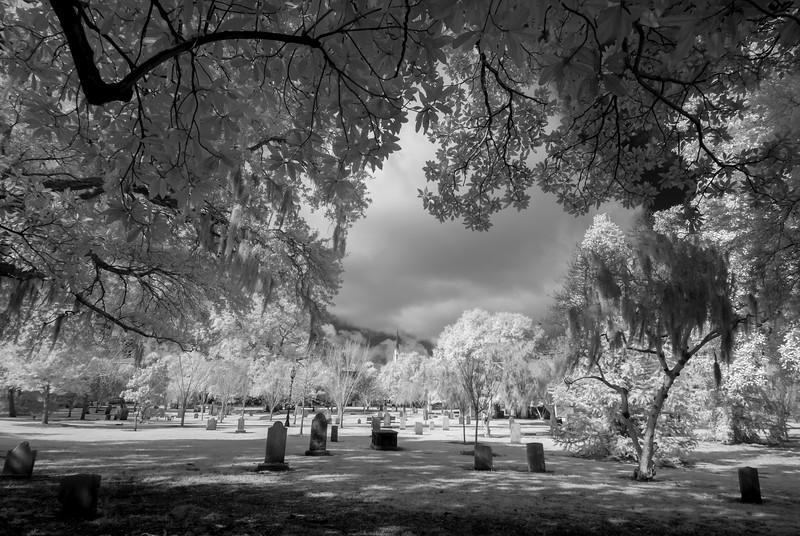 Cemetery, Savannah, Georgia