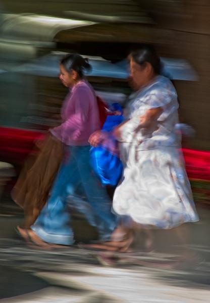 Oaxaca Speed Walkers