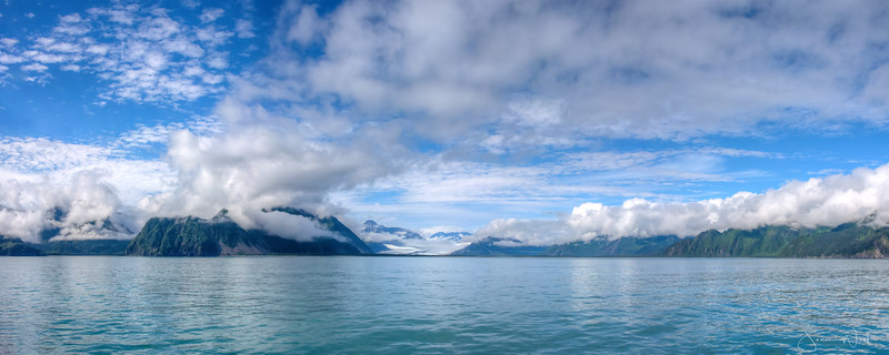 Bear Glacier, Resurrection Bay Alaska