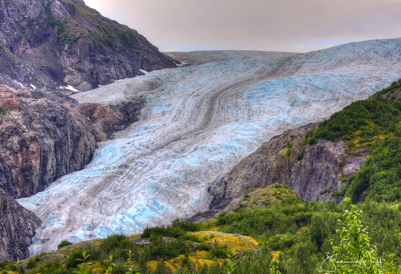 Exit Glacier, Seward Alaska