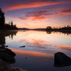 """SEAGULL LAKE SUNRISE"""