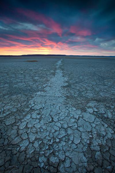 """""""ALVORD DESERT SUNRISE"""""""