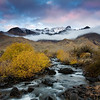 """STEENS MOUNTAIN SUNRISE"""