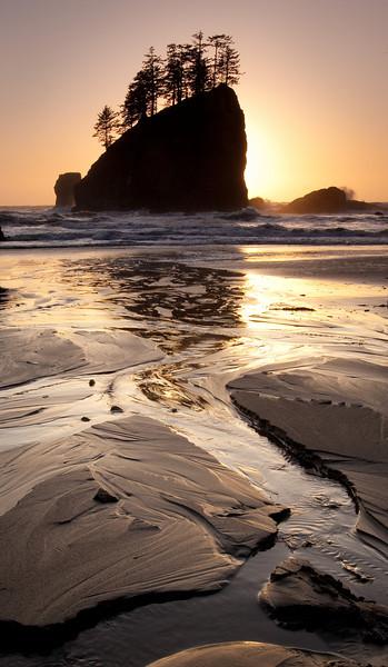 """SECOND BEACH SUNSET"""