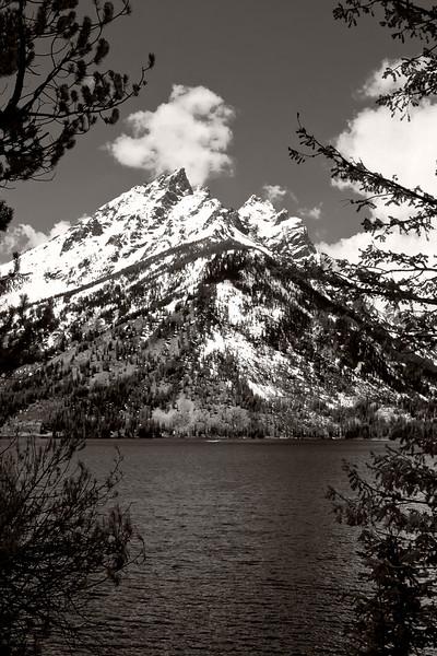 Mount Moran, Grand Tetons