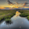 Sunrise #1, Chincoteague Marsh
