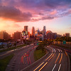 "<b>""MAGNIFICENT MINNEAPOLIS""</b>  Minneapolis, Minnesota  Day turns to night over my hometown."