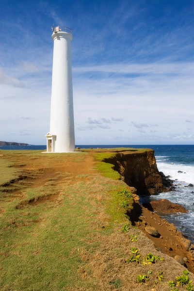 """BIG ISLAND LIGHTHOUSE"""