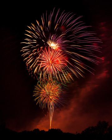 July 4th Fireworks 2011