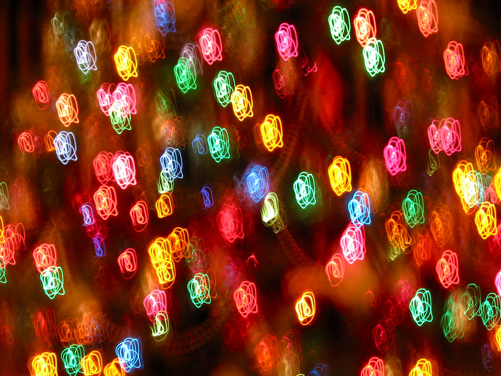 "A Christmas tree as explored from the couch. Please leave comments and give your favorite photos the ""Thumbs Up"" by mousing over the image and selecting the green hand!"