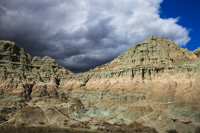 The Painted Hills - Sheep Rock Unit
