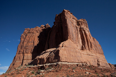 Arches National Park - The Courthouse