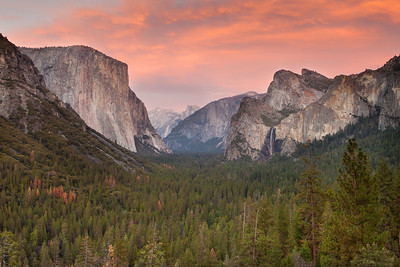 YosemiteSunset