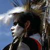 Warrior Native American Dancer