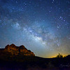 Milky Way , Pickett Post Mountain, Superior Arizona