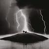 Anjo with Lightning, Lake Powell Arizona