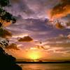 Sunset Noosa Heads, Queensland Australia