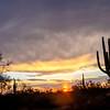 Storm Chasing Reward Sunset