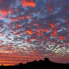 Clouds of Fire,  Papago Mountains Phoenix AZ