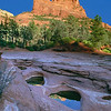 Three of Seven Sacred Pools, Sedona AZ
