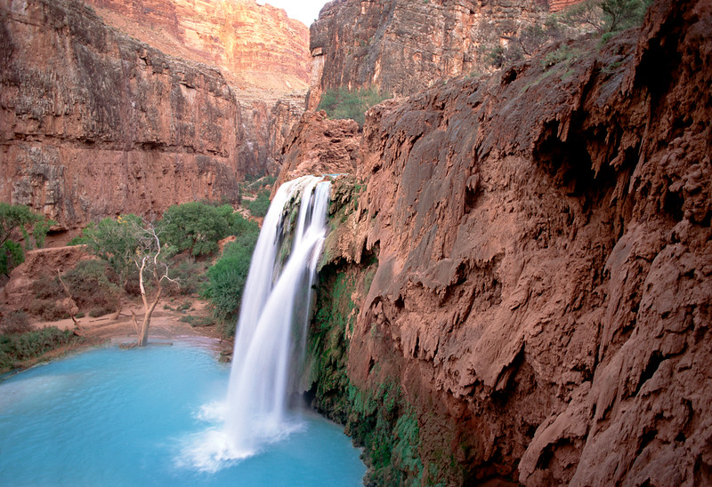 Havasu Falls, Grand Canyon AZ