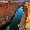 Colorado River near Glen Canyon Dam, AZ
