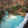 Over the Edge, Havasupai Falls  Grand Canyon AZ