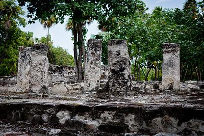 El Meco- Myan Ruins