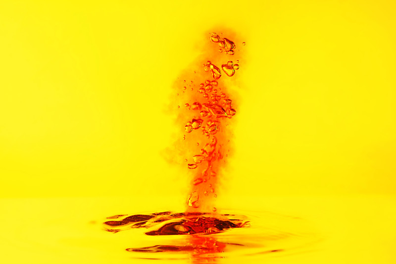Pouring Colours