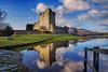 Ross Castle Mirrored