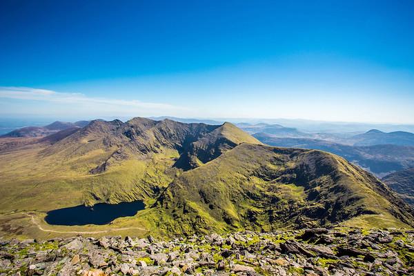 Eastern Ridges of The McGillicuddy Reek's