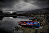 Boat Wreck - Muckross Lake