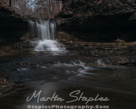 Yellow Springs Falls