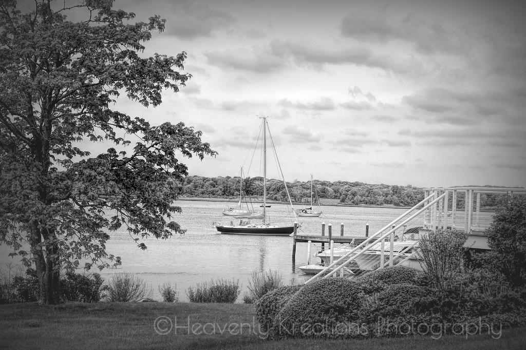 Apponagansett River
