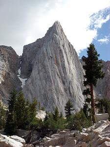 The Incredible Hulk, Sierra Nevada mountains, California.