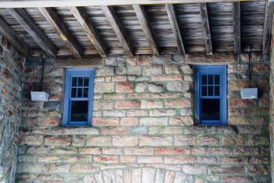 Two Blue Windows