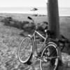Bike to Beach BW