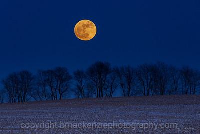 Full Winter Moon